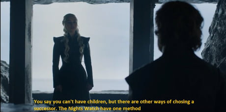 Are we just gonna ignore the fact that Tyrion is trying to establish a democracy?!