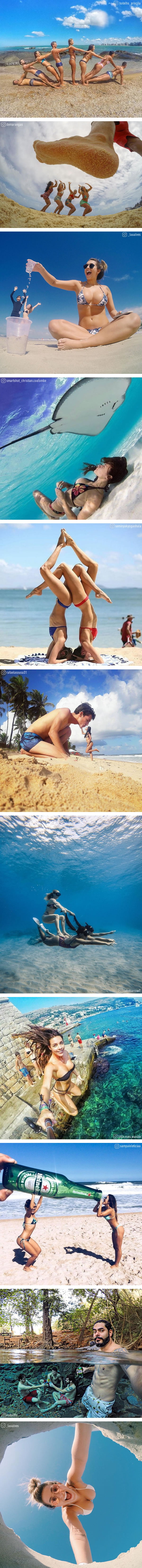 Awesome Holiday Photo Ideas For You Before Summer Ends