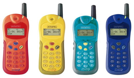 I Am This Old My First Mobile Phone Was An Alcatel One Touch Easy