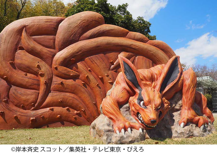 OMG!!! Real-Life Hidden Leaf Village In Naruto Theme Park??!