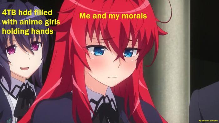 I have no self control