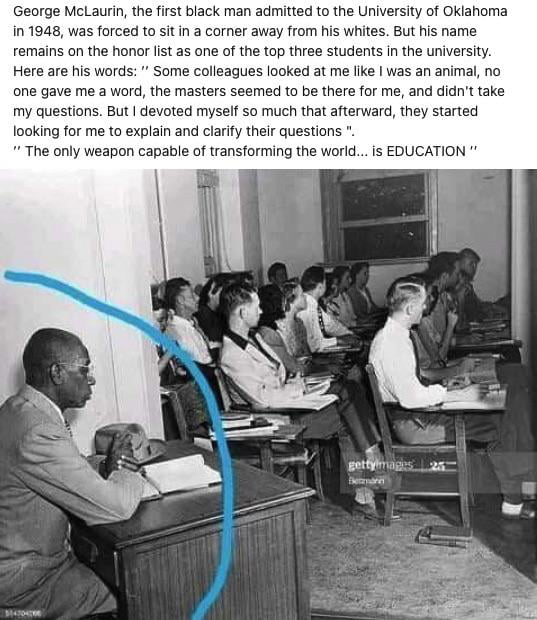 The true power of education