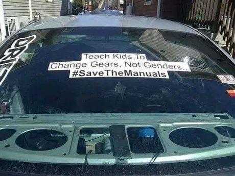 Save manuals!