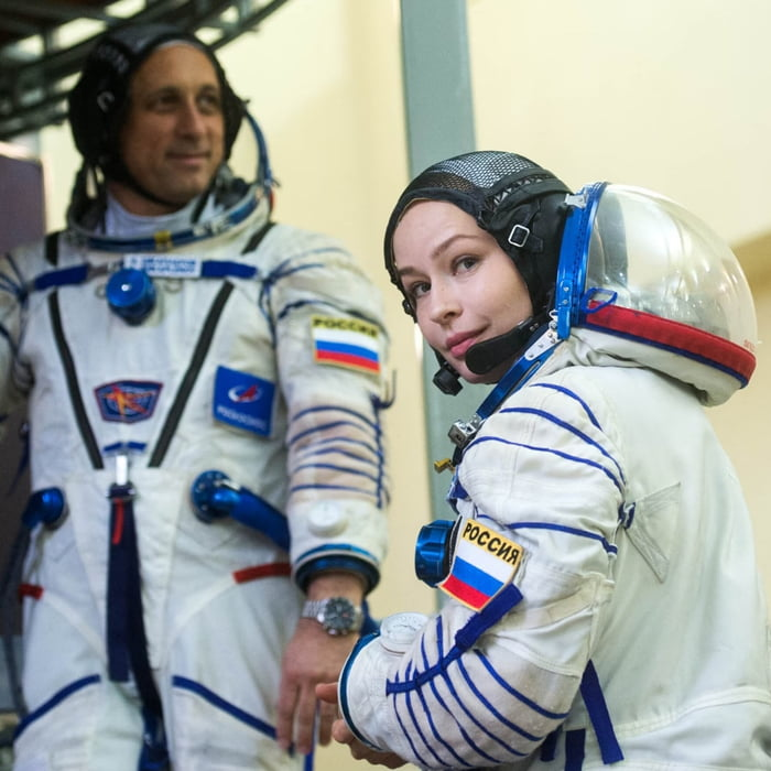 Next Month, Russia will become the first country to film a movie in outer space and will be the first to fly an actor and director to space for the purposes of doing so. The movie is called «The Challenge» (Вызов) and will be released sometime in 2022
