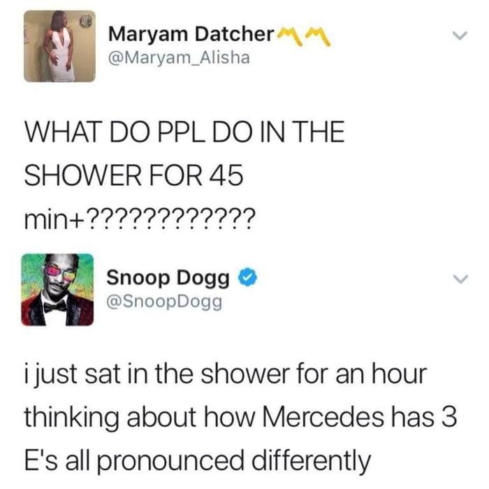 Snoop u smart ass