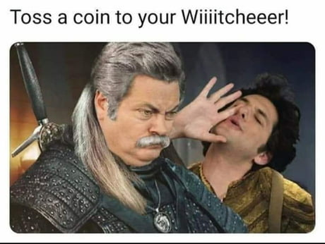 The Witcher Netflix Di Twitter