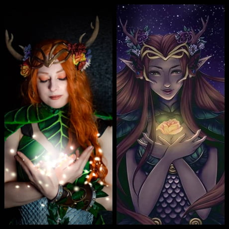 Keyleth From Critical Role Cosplay Vs Reference 9gag See more ideas about critical role, vox machina, critical role fan art. critical role cosplay vs reference 9gag