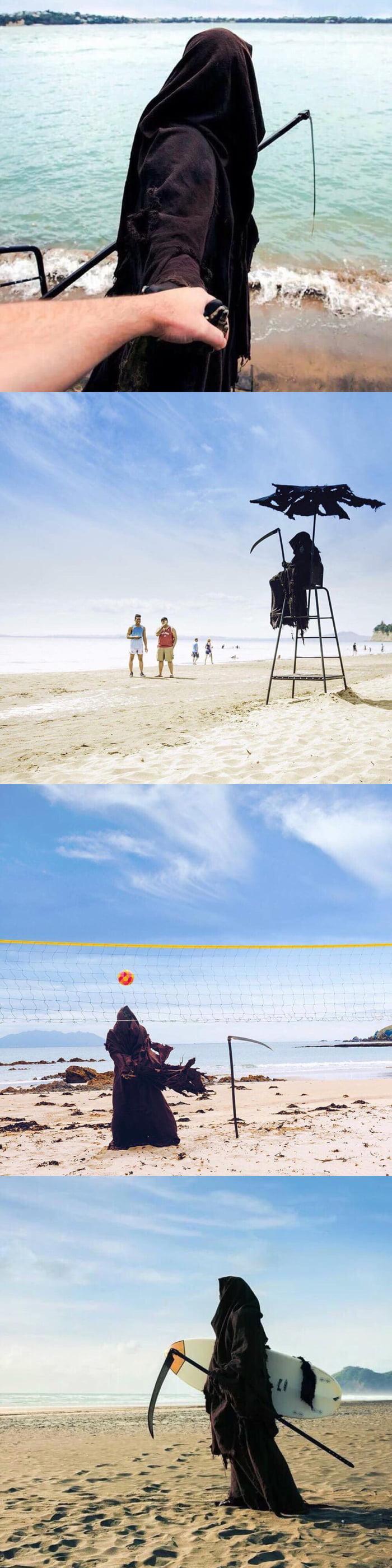 Imagini amuzante si haioase - What a nice summer
