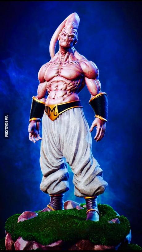 Realistic Buu Dragon Ball Z 9gag