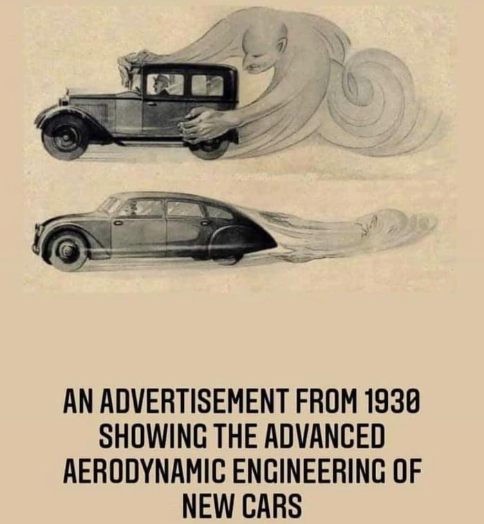 Amazing 30's ad!