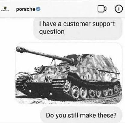 Love me some tanks