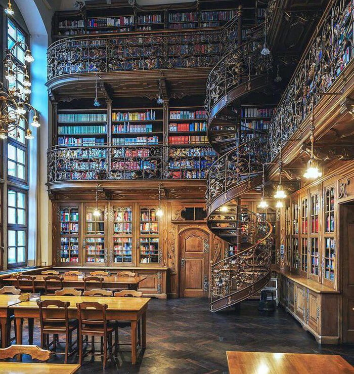 This library in Germany