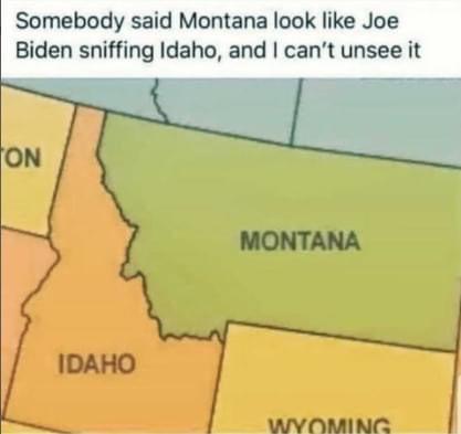 Idaho is kamala