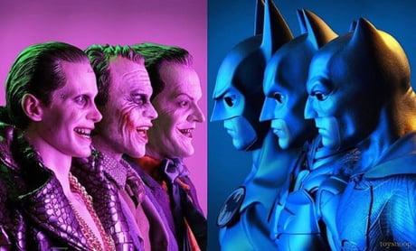 Joker x batman