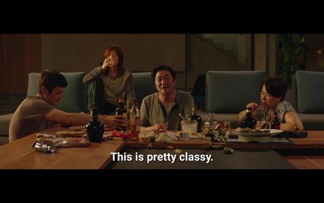 Parasite 2019 Cast Right Now Respect 9gag