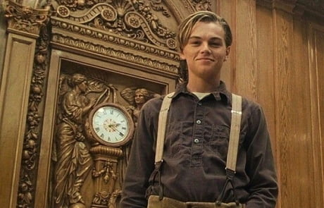 Titanic 1997 At The End Of The Movie When Rose Sees Jack Again The Time Is 2 20am The Exact Time The Real Titanic Sank 9gag