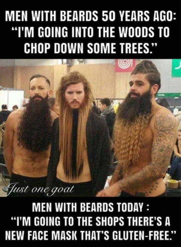 Menly men....