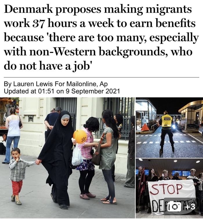Work for your money?! Absurd!