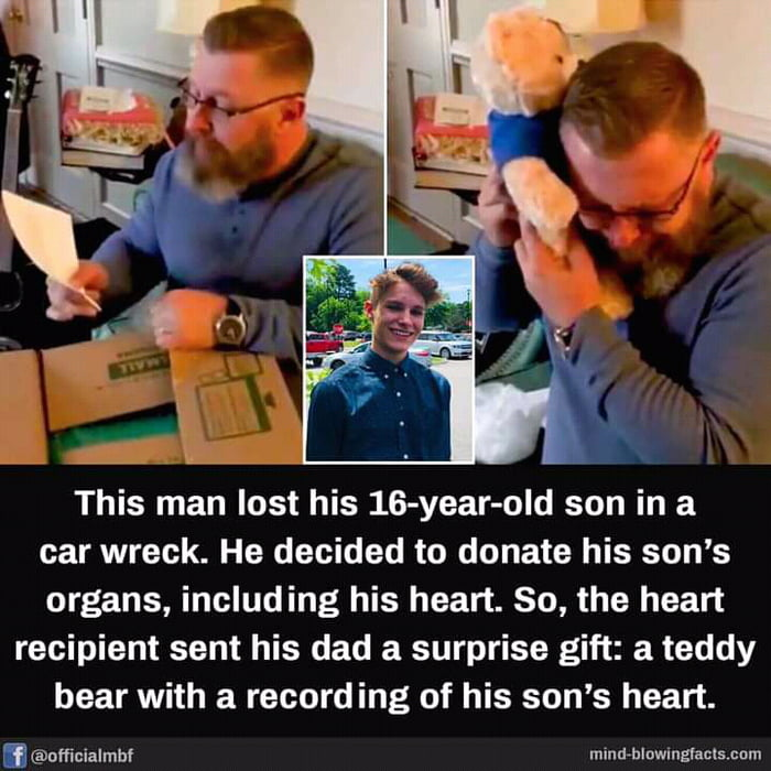 Humanity at its best