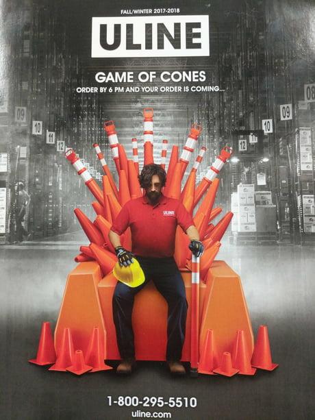 Game Of Cones 9gag