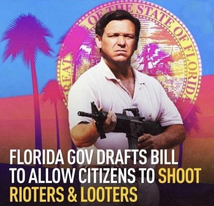 Florida is just a GTA server.