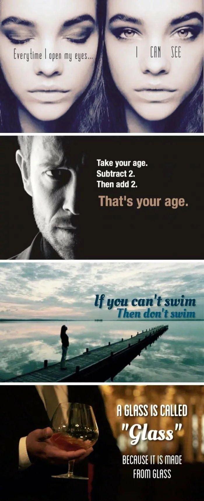 Inspiring, don't you think?