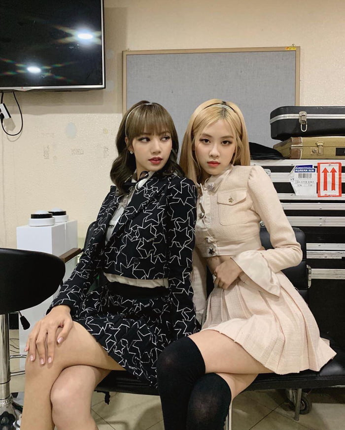 Photo : Lisa and Rosé