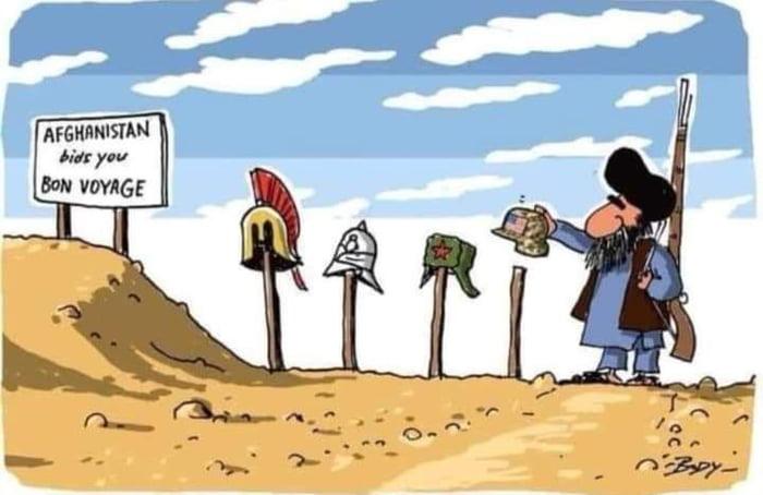 Afghanistan : Graveyard of Empires