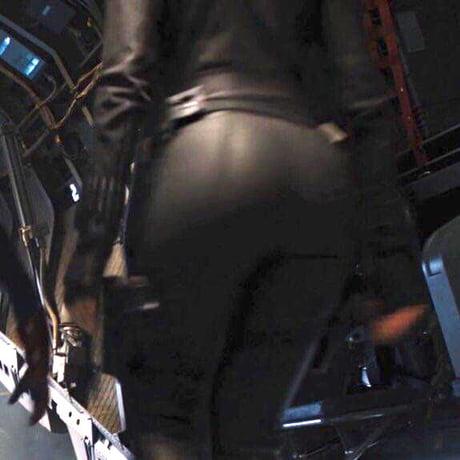Latex in big ass Big ass