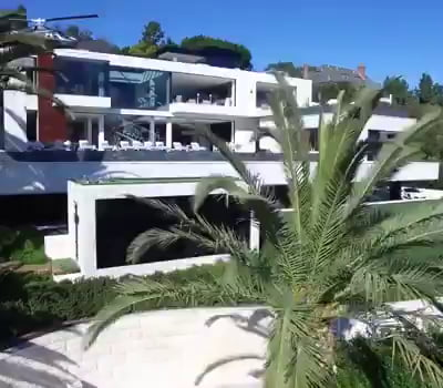 This $250,000,000 Villa will blow your mind!