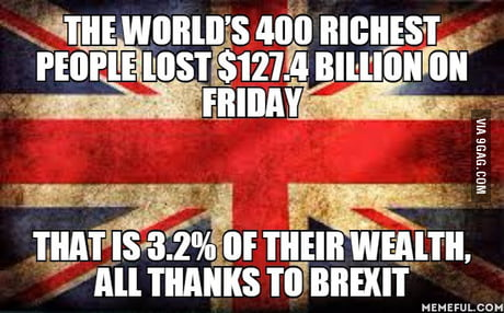 Brexit: Closing the wealth gap.