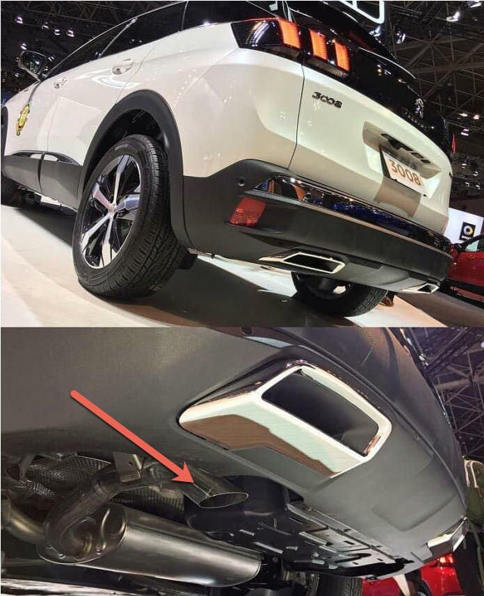 Latest Peugeot Technology!