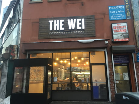 I found the wei