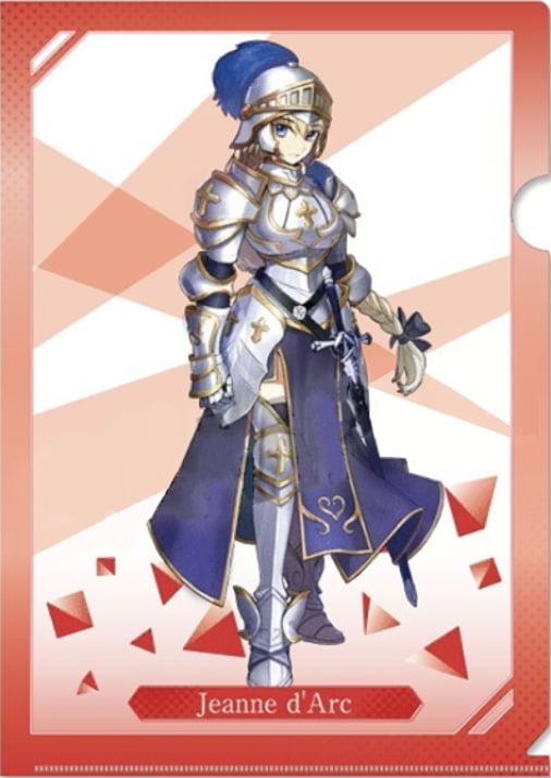 Jeanne d'Arc Heavenly Armor Costume