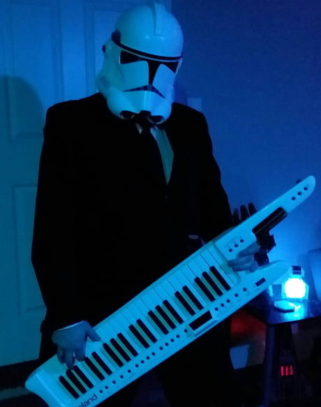 You've heard of Sith troopers, but what about Synth Troopers?