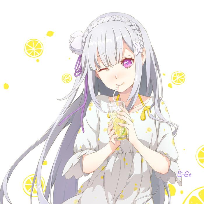 (ノ◕ヮ◕)ノ*:・゚✧ Emilia-tan ✧゚・: *ヽ(◕ヮ◕ヽ)