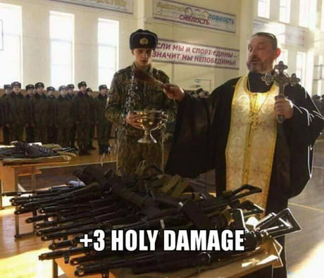 The legendary kalashnikov cyka bylat blessed assault rifle..