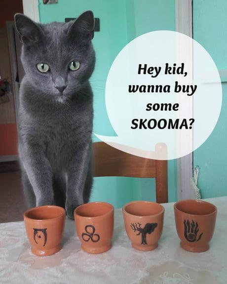 This one has plenty of skooma