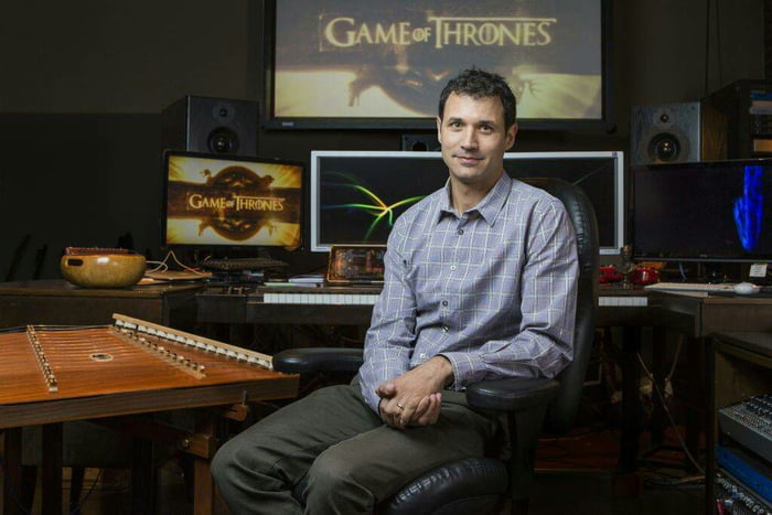Can we take a moment to appreciate the real MVP for composing one of the greatest soundtracks in motion picture history wothout ever letting us down. Ladies and gentlemen: Ramin Djawadi.