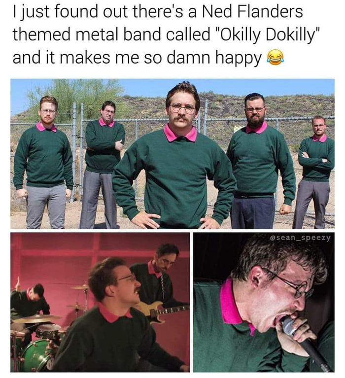 And the album is named Howdilly Dodilly.