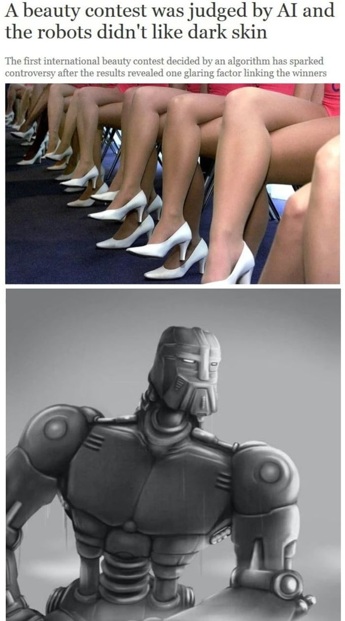 Chad Robot