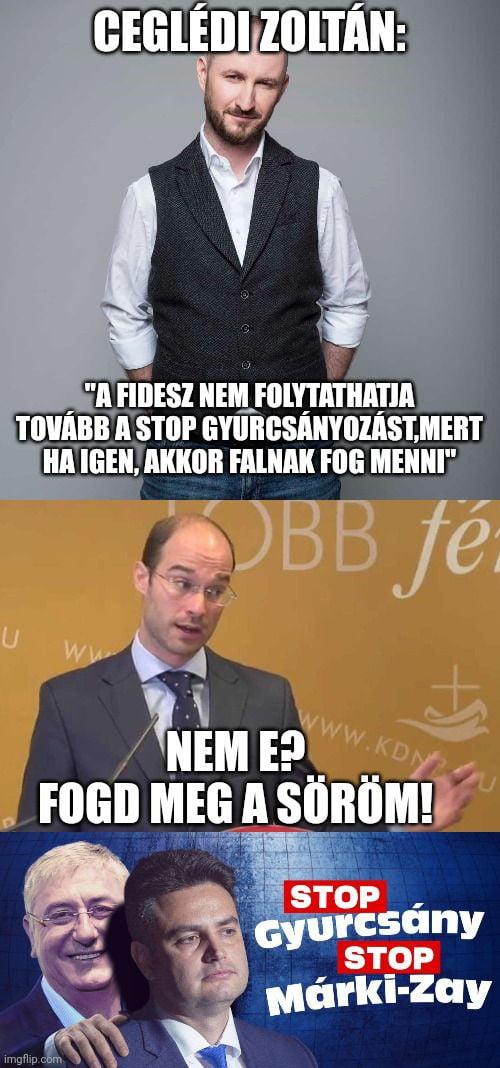 Úgy néz ki a valóságot csak mi, választók érzékeljük, a Fidesz nem