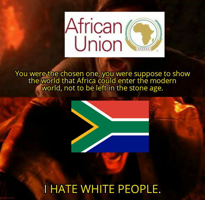 Its sad honestly, South Africa had such potential.