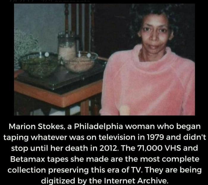 Marion Stokes