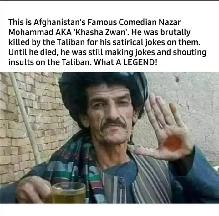 This badass Afghan....