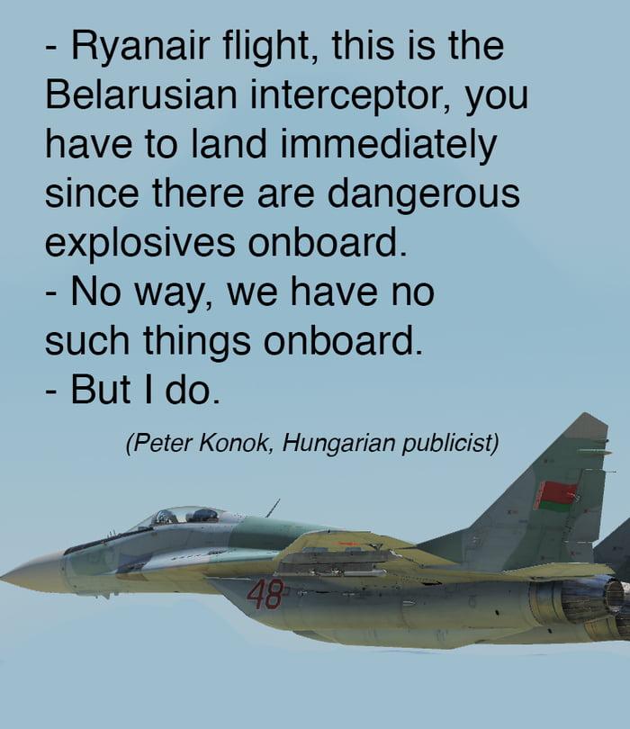 Belarusian interceptor