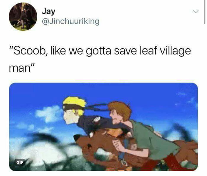 Will you do it for a scooby snack?