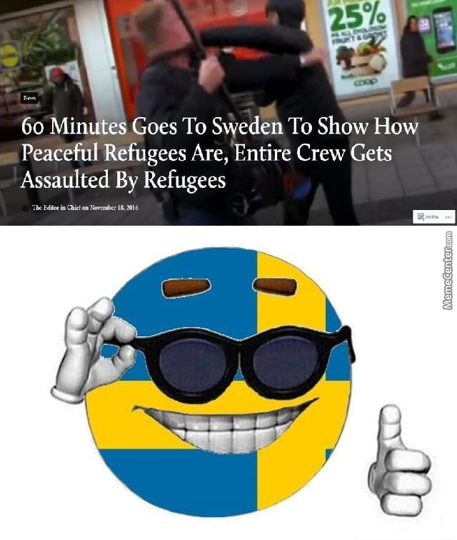 Swedeistan for you