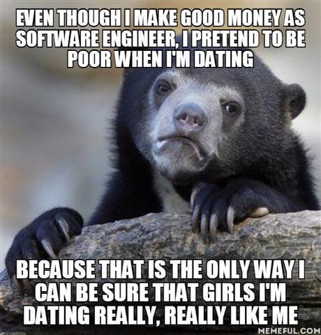 An engineer meme dating Tanya Memme