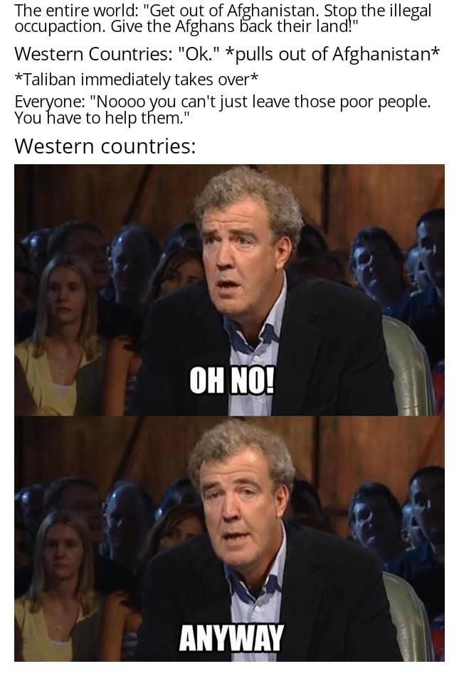 Afghanistan is lost.